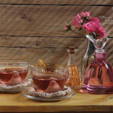 Como montar a Bandeja Chá de Rosas