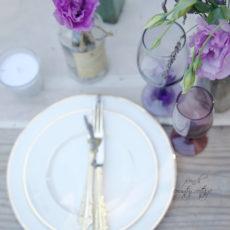Degustação de Mesas – French Country Cottage