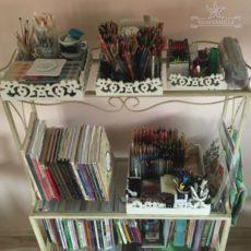 Organização com Propósito: Meu Cantinho Colorido